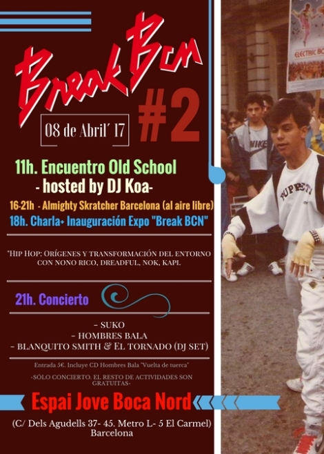 BREAK BCN #02